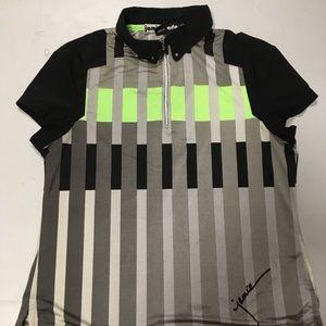 Ladies Small Jamie Sadock golf shirt